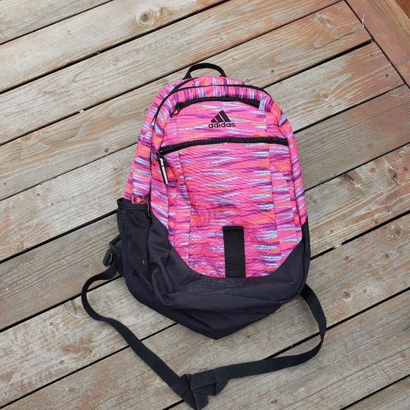 Adidas Originals Foundation IV Backpack Pink